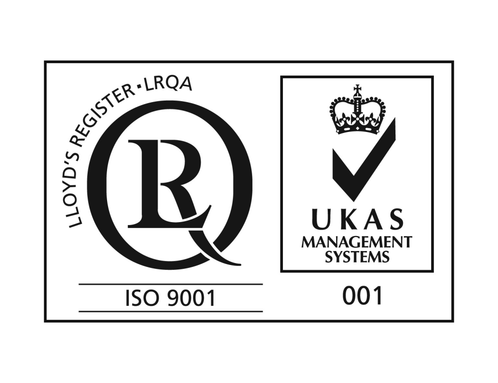 ISO9001 and UKAS.fw