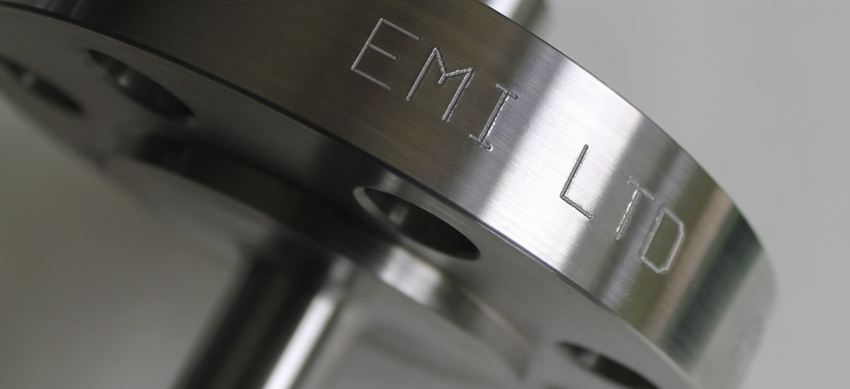 Thermowell with EMI Stamp
